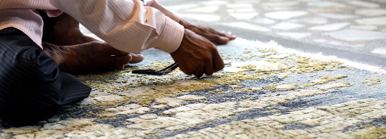 Choudhary Exports Rug Making Process